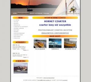 Hornet Czarter